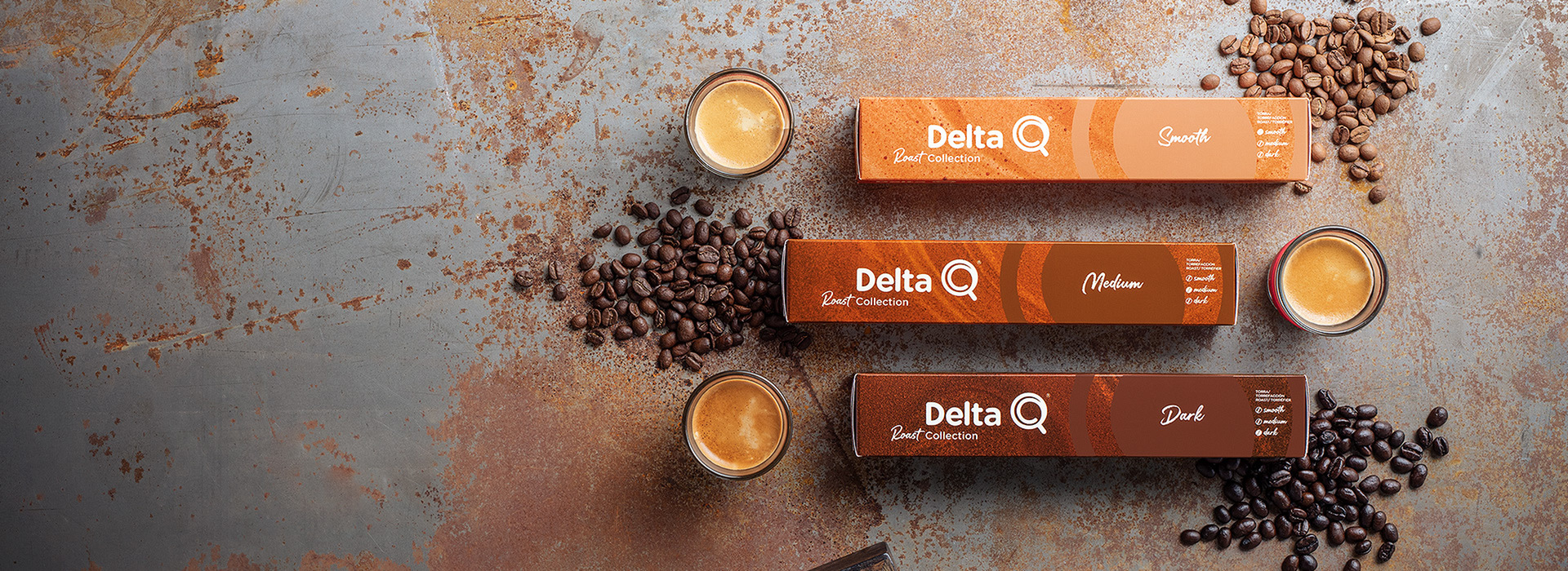 Delta Q Roast Collection